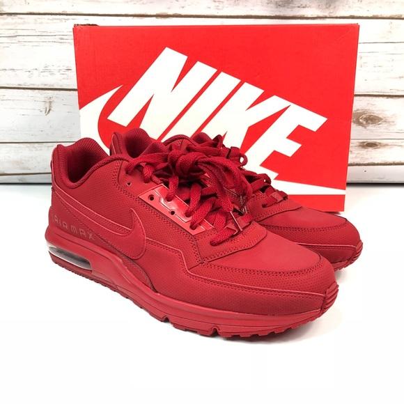 Nike Shoes | Nike Air Max Ltd 3 Gym Red